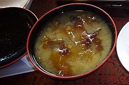 みみのりの味噌汁