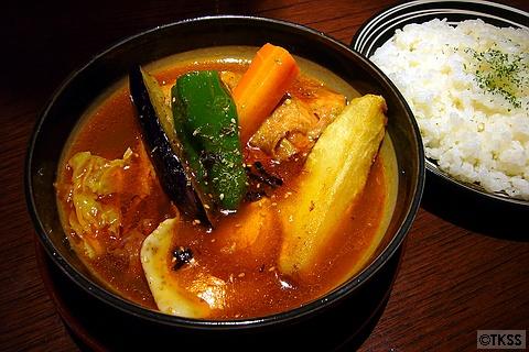 スープのカレー 「ratu -ラトゥ-」 やわらかチキンカレー