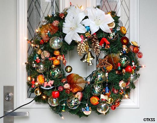 クリスマスリース2006