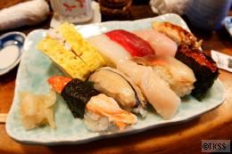 みよ福 上寿司