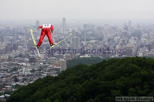 第8回札幌市長杯大倉山サマージャンプ大会