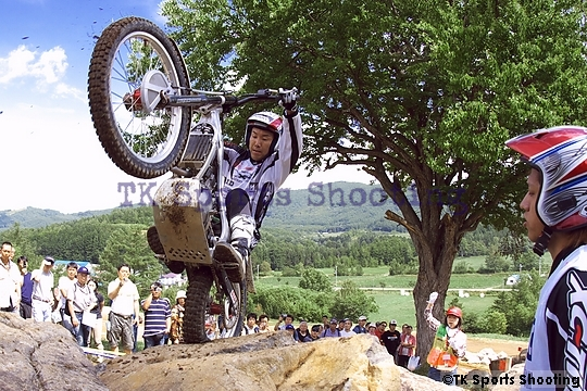 2007全日本トライアル選手権 第5戦 北海道大会