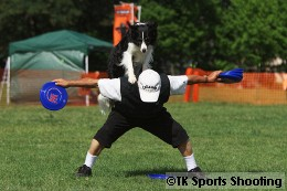Club-DDS ACANA CUP DISCDOG GAME CHAMPIONSHIPS2007 4th Stage