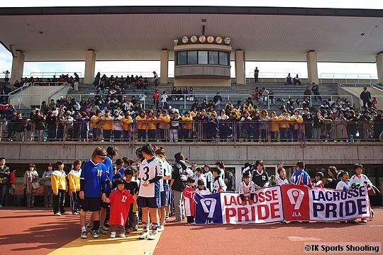 第13回北海道ラクロスリーグ戦 決勝