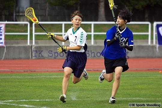 第13回北海道ラクロスリーグ戦 女子決勝