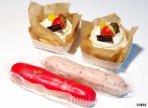 テアトロノルドのケーキ