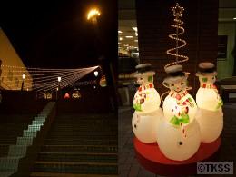 サッポロファクトリー 煙突広場