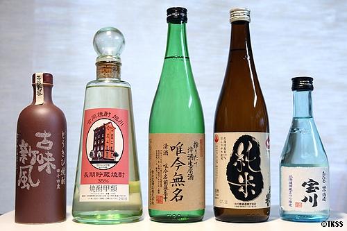 北海道酒蔵まつり'07で買ったお酒