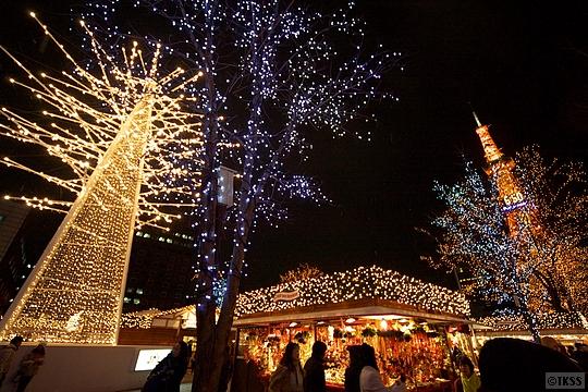 ミュンヘン・クリスマス市 in Sapporo 2007