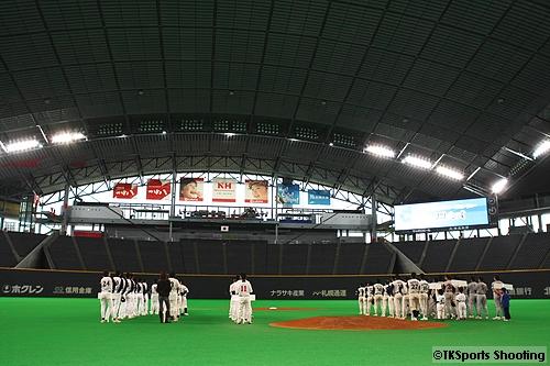 KUSA1日本シリーズ2007@札幌ドーム