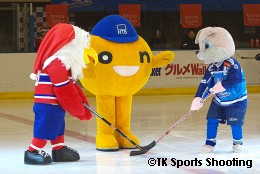 ASIA LEAGUE ICE HOCKEY2007-2008 X'mas Games in SAPPORO