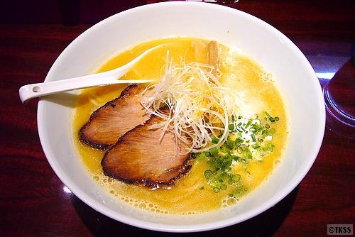 濃厚豚骨(味噌) 麺eiji