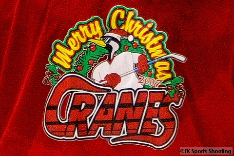 クレインズ 2007クリスマスジャージ