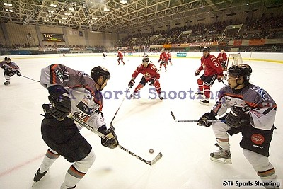 ASIA LEAGUE ICE HOCKEY2007-2008 X'mas Games in SAPPORO 1日目