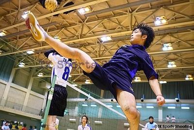 第11回北海道セパタクロー選手権大会
