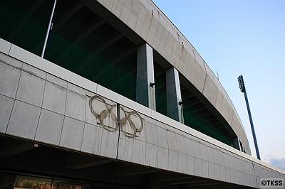 真駒内屋外競技場