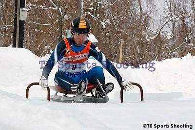 第47回札幌市民体育大会リュージュ競技会 競技選手の部