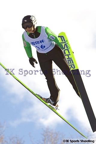 第49回 雪印杯全日本ジャンプ大会 女子組1位:山田いずみ