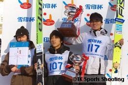 第49回雪印杯全日本ジャンプ大会 成年組