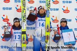 第49回雪印杯全日本ジャンプ大会 女子組