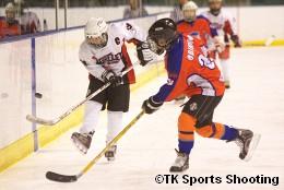 第28回全道小学生アイスホッケー選手権大会 決勝戦