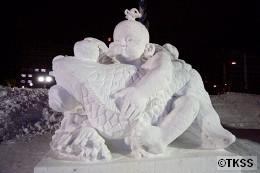 第35回国際雪像コンクール