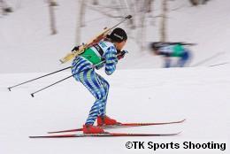 第79回宮様スキー大会国際競技会バイアスロン競技1日目