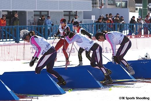 第86回全日本スキー選手権大会クロスカントリー競技最終日
