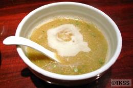 濃豚つけBUTO スープ割