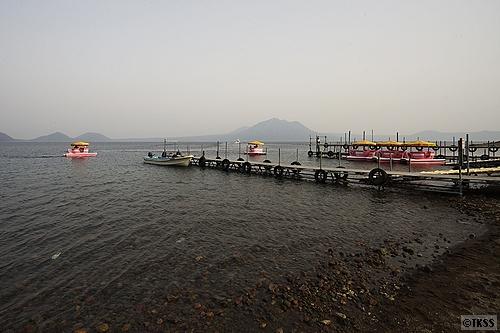 支笏湖ポロピナイ