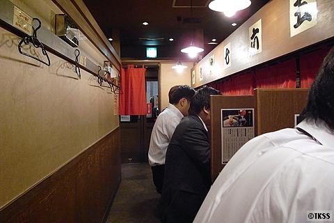 一蘭 六本木大江戸線駅上店