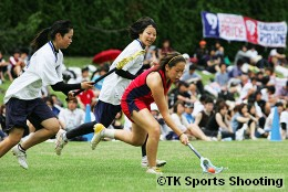 第20回ラクロス国際親善試合 江別大会