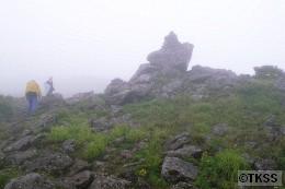 暑寒別岳登山(暑寒ルート)