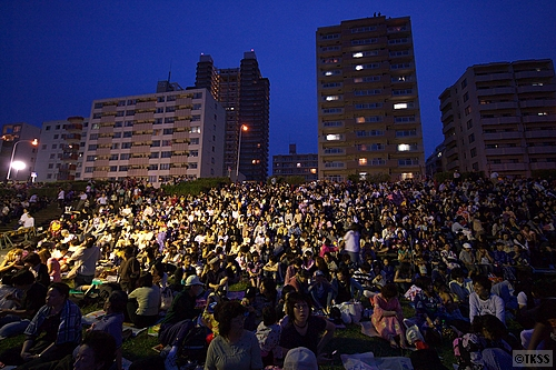 第29回 2008年朝日新聞 HTB花火大会