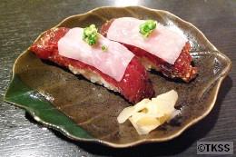 くじらの握り寿司