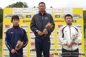 男子スプリント競技一般 12.5km