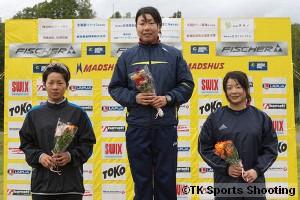 女子スプリント競技一般 10km