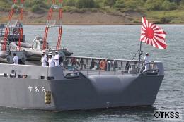 マリンフェスタ'08 in 石狩湾