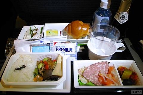 ANA国際線機内食