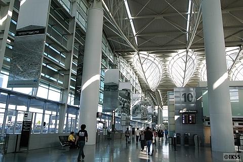 サンフランシスコ空港