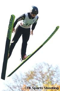 第2回伊藤杯サマーファイナル大倉山ジャンプ大会 女子優勝:山田いずみ