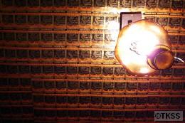 カチューシャカウンターの天井