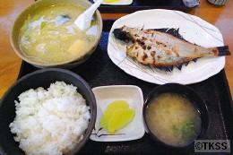 宗八定食 海鮮工房(柿崎商店)