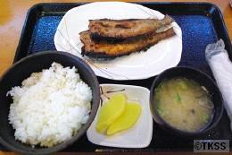 なめた定食 海鮮工房(柿崎商店)