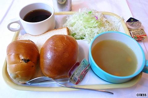 ヴィラフォンテーヌ六本木ANNEXの朝食