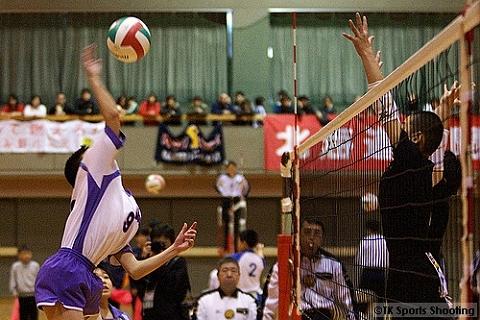 第24回北海道小学生バレーボール選抜優勝大会
