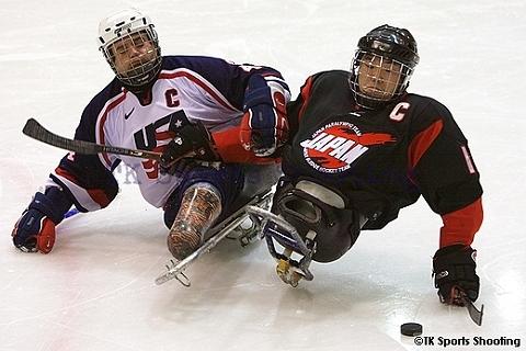 2008 ジャパンパラリンピック アイススレッジホッケー競技大会