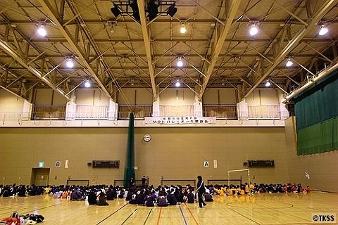 第48回札幌市民体育大会ソフトバレーボール競技会