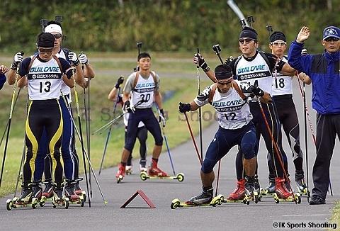 第20回サマーバイアスロン日本選手権大会 最終日