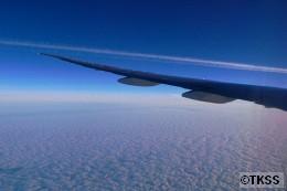 機外の眺め